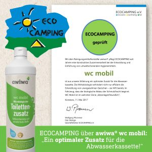 Ecocamping geprüft