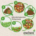 Mikrobiologisches Wirkprinzip von awiwa