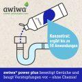 awiwa power plus Ergiebigkeit