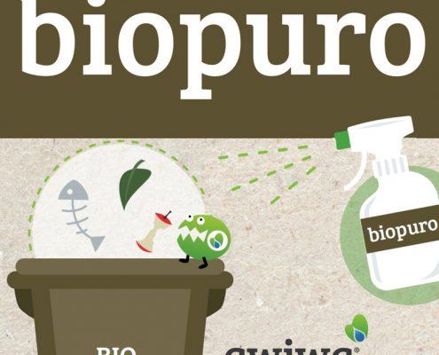 Schluss mit stinkenden Mülltonnen