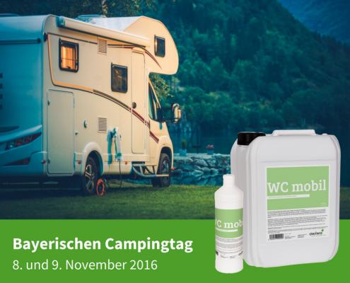 Bayerischen Campingtag