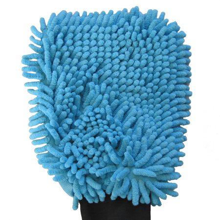 Auto waschhandschuh mit Mikrofaserfingern
