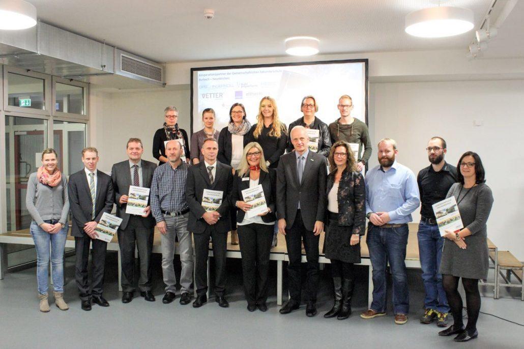 Kooperationsvertrag Gemeinschaftsschule Burbach