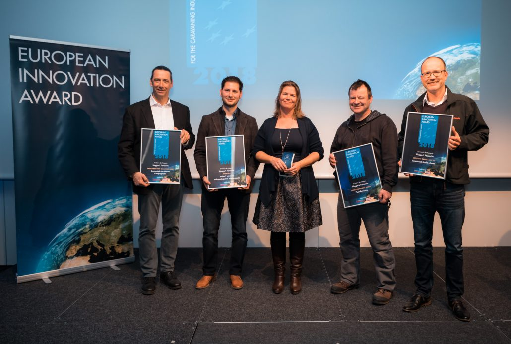 European Innovation Award Platz 3